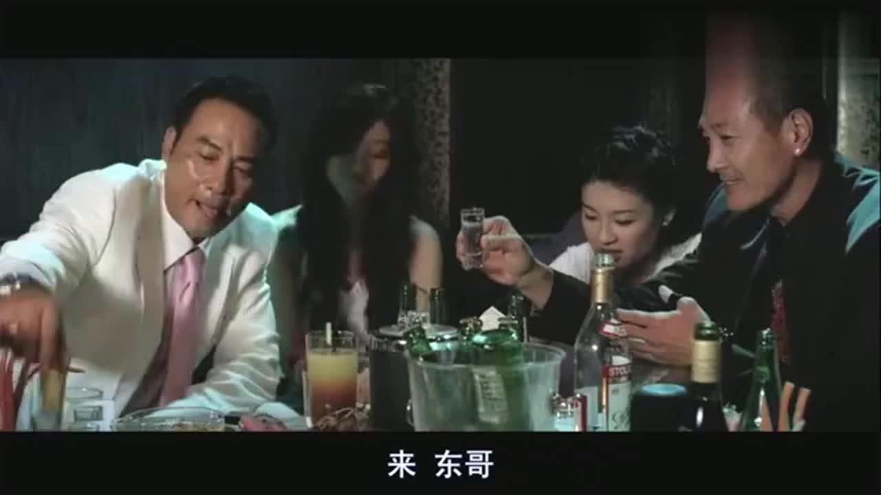 女孩儿敢这么骂任达华,真以为达华叔是好人?