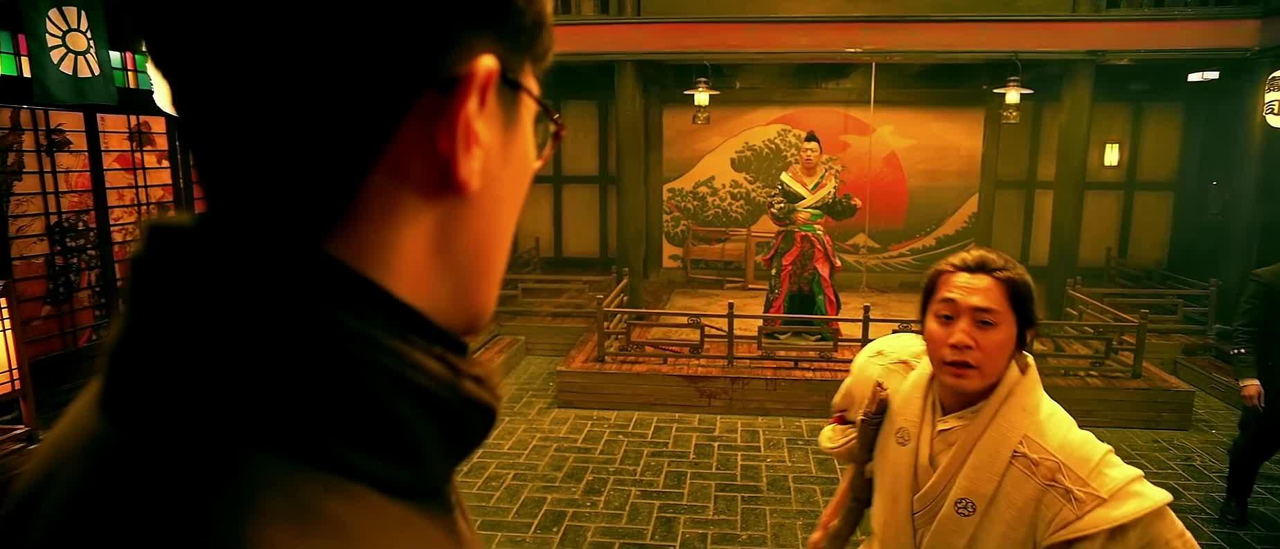 #经典看电影#为救刘烨老婆不惜出卖肉体,黄渤真的拼了啊。