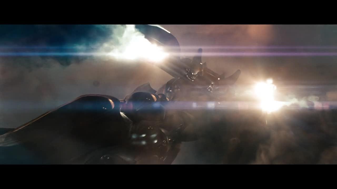 #精彩大片#超人钢铁之躯 艾尔说过,氪星要毁灭,多亏把孩子送出去了!