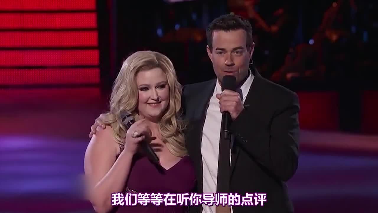 对于她的演唱,克里斯蒂娜给予了高度评价,夸她像阿黛尔