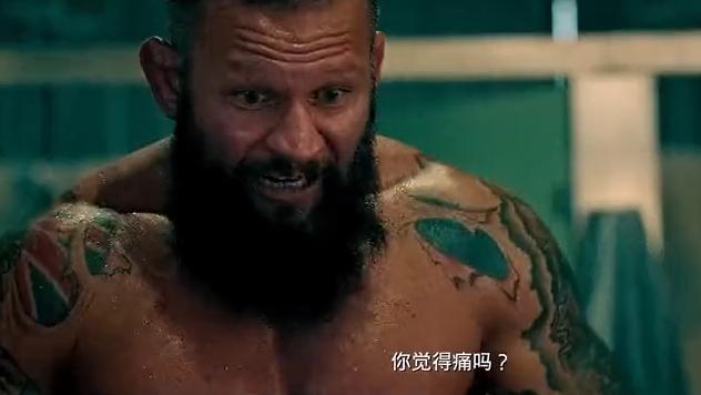 #大师兄#《大师兄》甄子丹变身麻辣老师VS美国拳王,分分钟吊打他