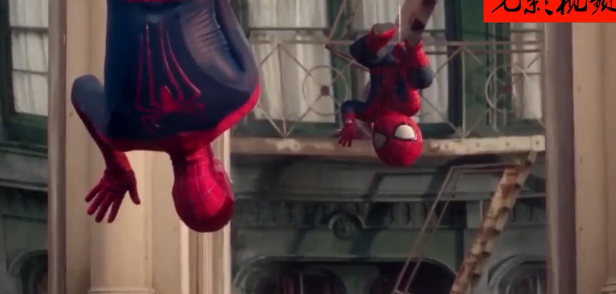 蜘蛛侠不是高中生吗?怎么连孩子都有了