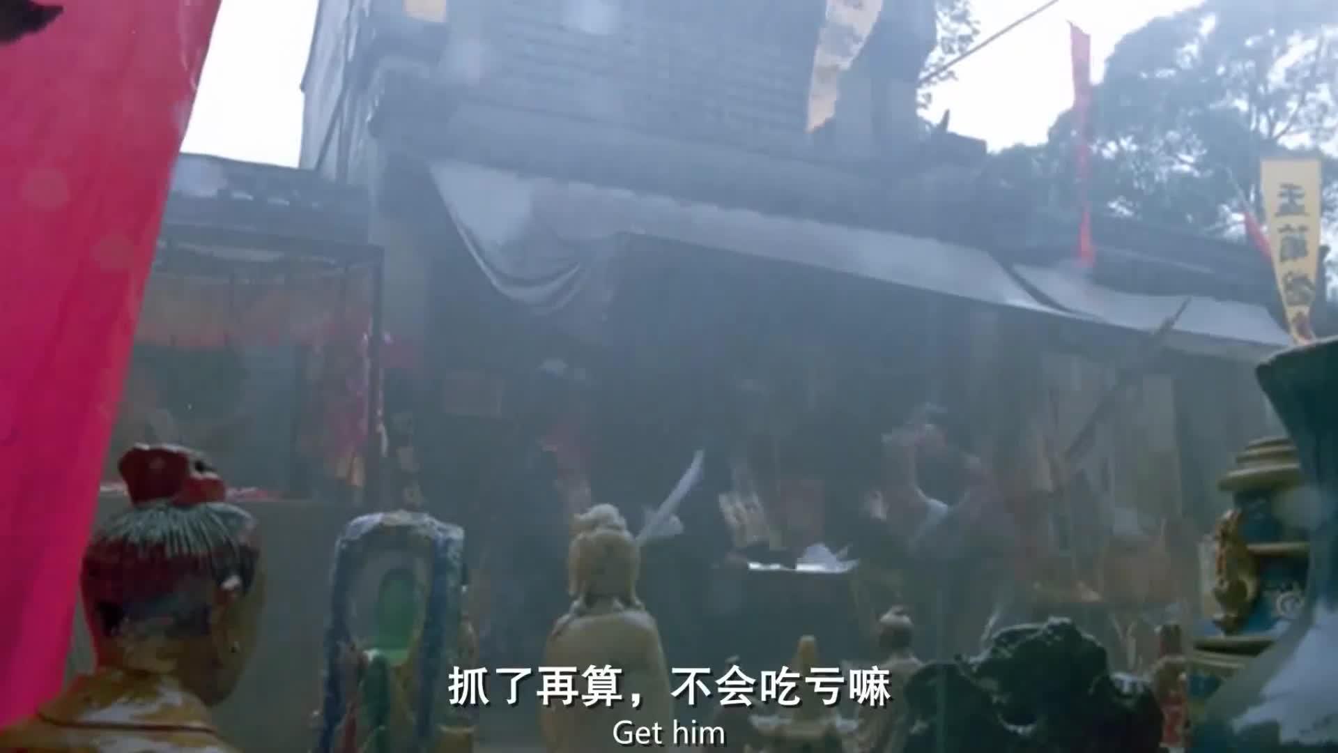 王祖贤和张国荣的倩女幽魂,太经典了,看一百遍都不为过