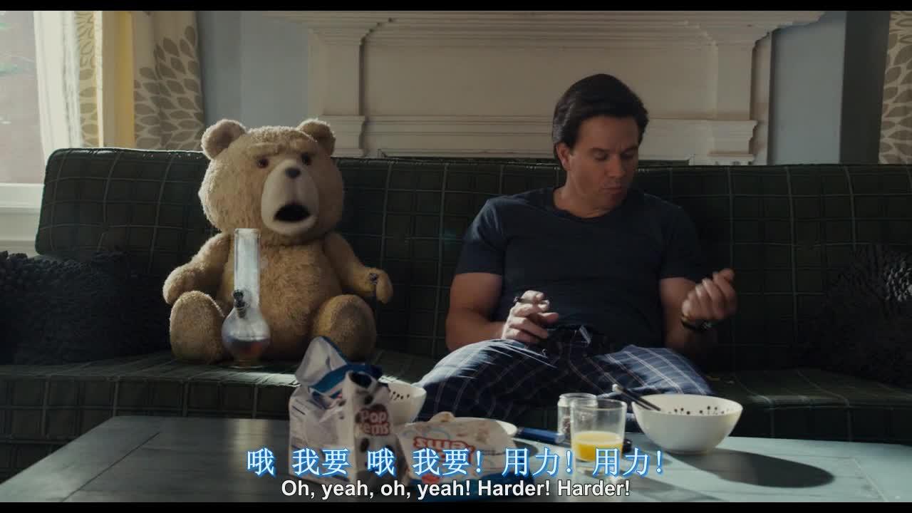 男主上班要迟到了,熊开车去送,路上发生了车祸