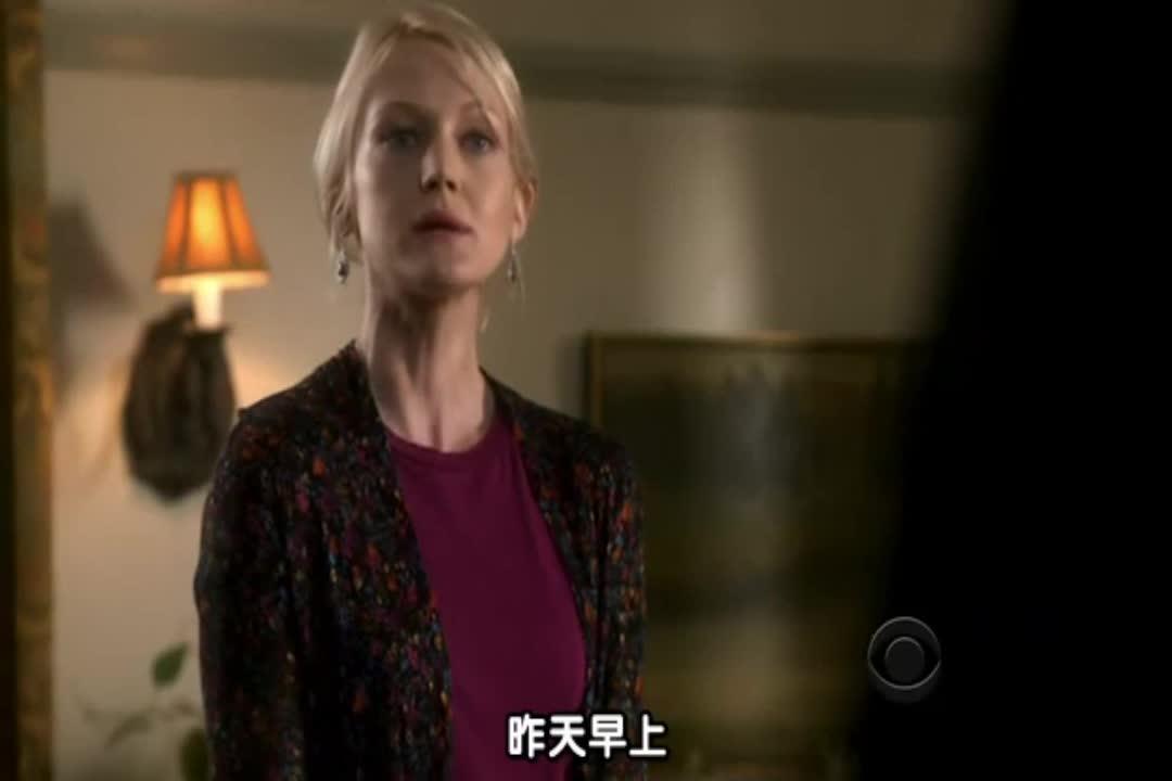 瑞安一再阻止戴安娜插手连环杀手案,戴安娜只好越级跟主管汇报