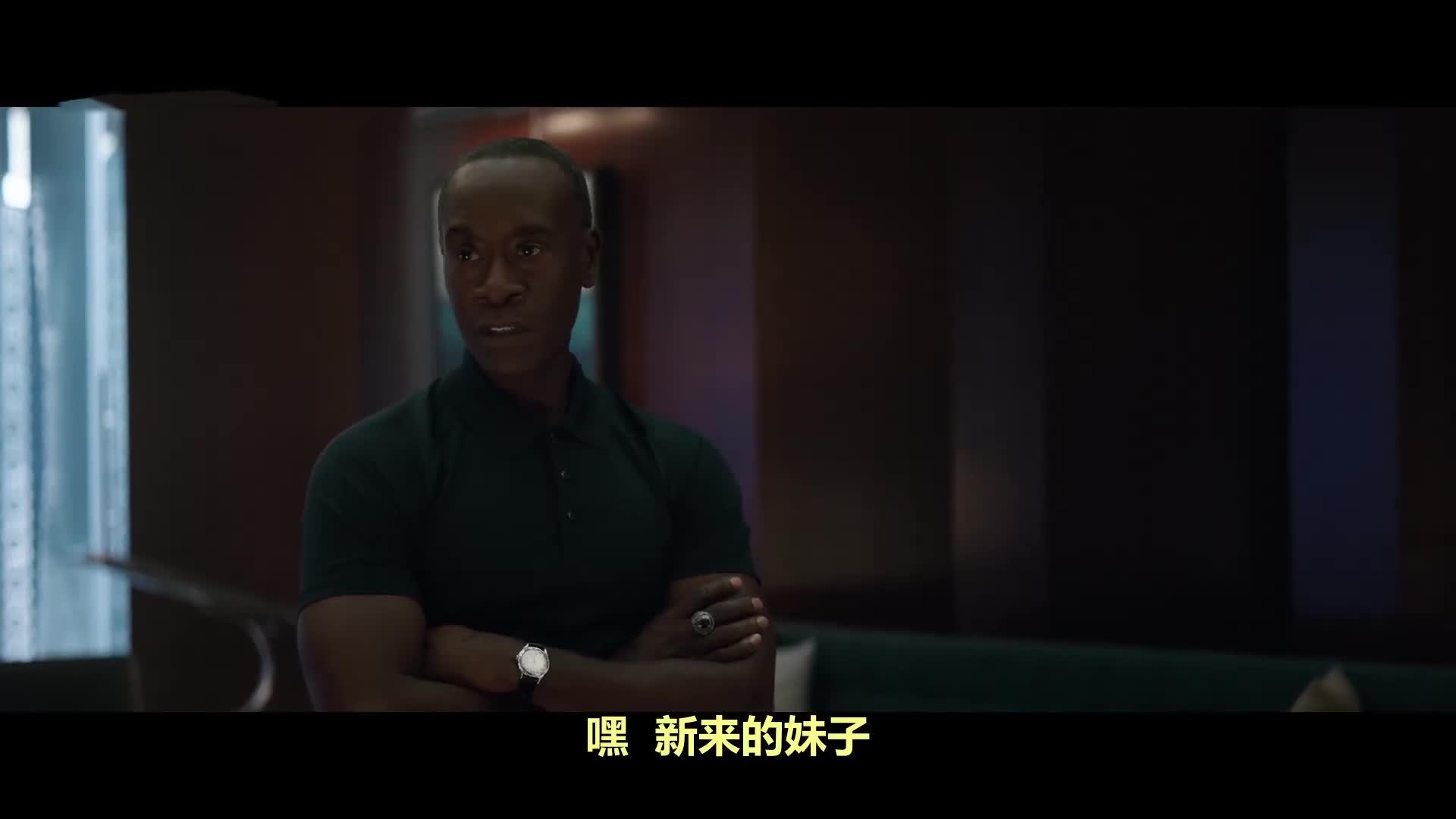 《复仇者联盟4:终局之战》首曝正片内容!