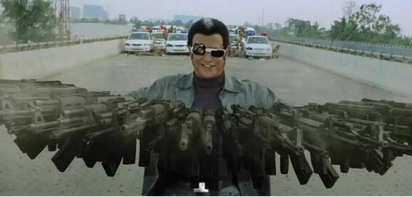 #经典看电影#这部玩爆抗日神剧的印度电影,耗费16亿拍摄,简直脑洞大开