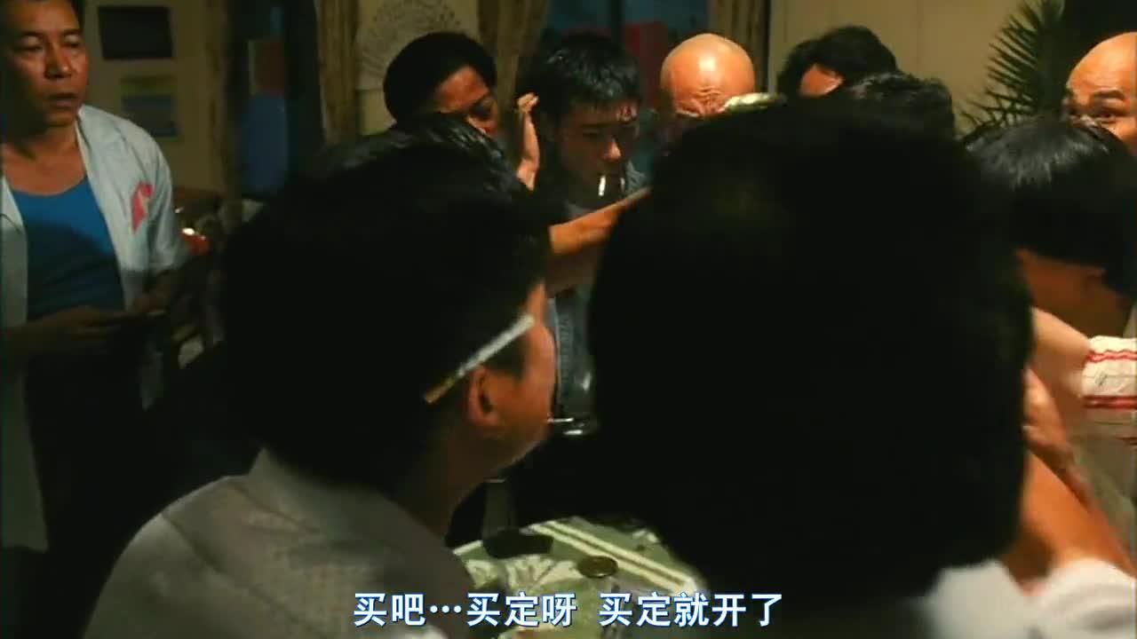 #经典看电影#梁家辉和周润发的对手戏,每个动作都是戏!