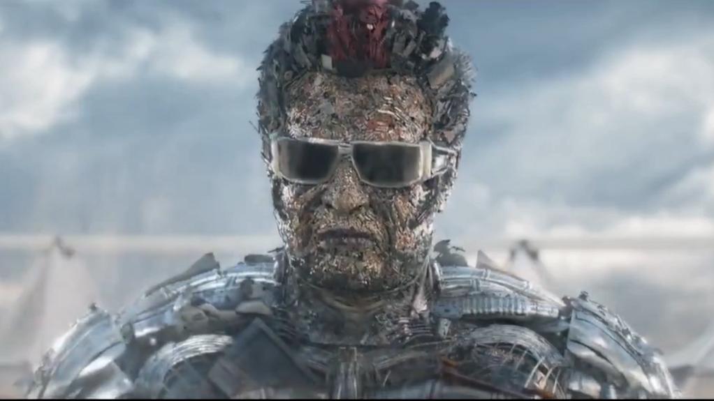 #经典看电影#宝莱坞机器人2.0:印度钢铁侠对战手机鸟人