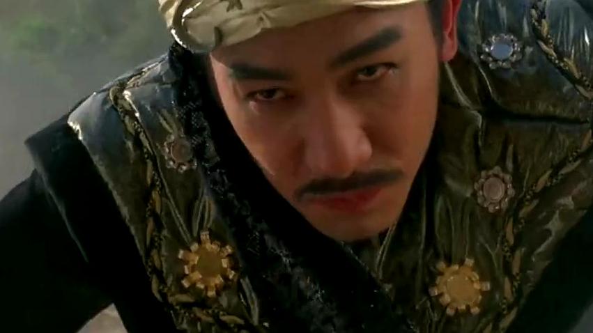 《东成西就》最无厘头的一段,这演技绝对堪称经典!
