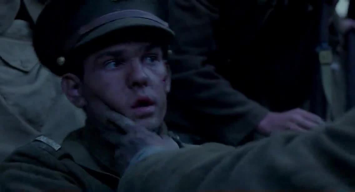 战争太惨烈了,友军死伤惨烈,就剩他们几个了