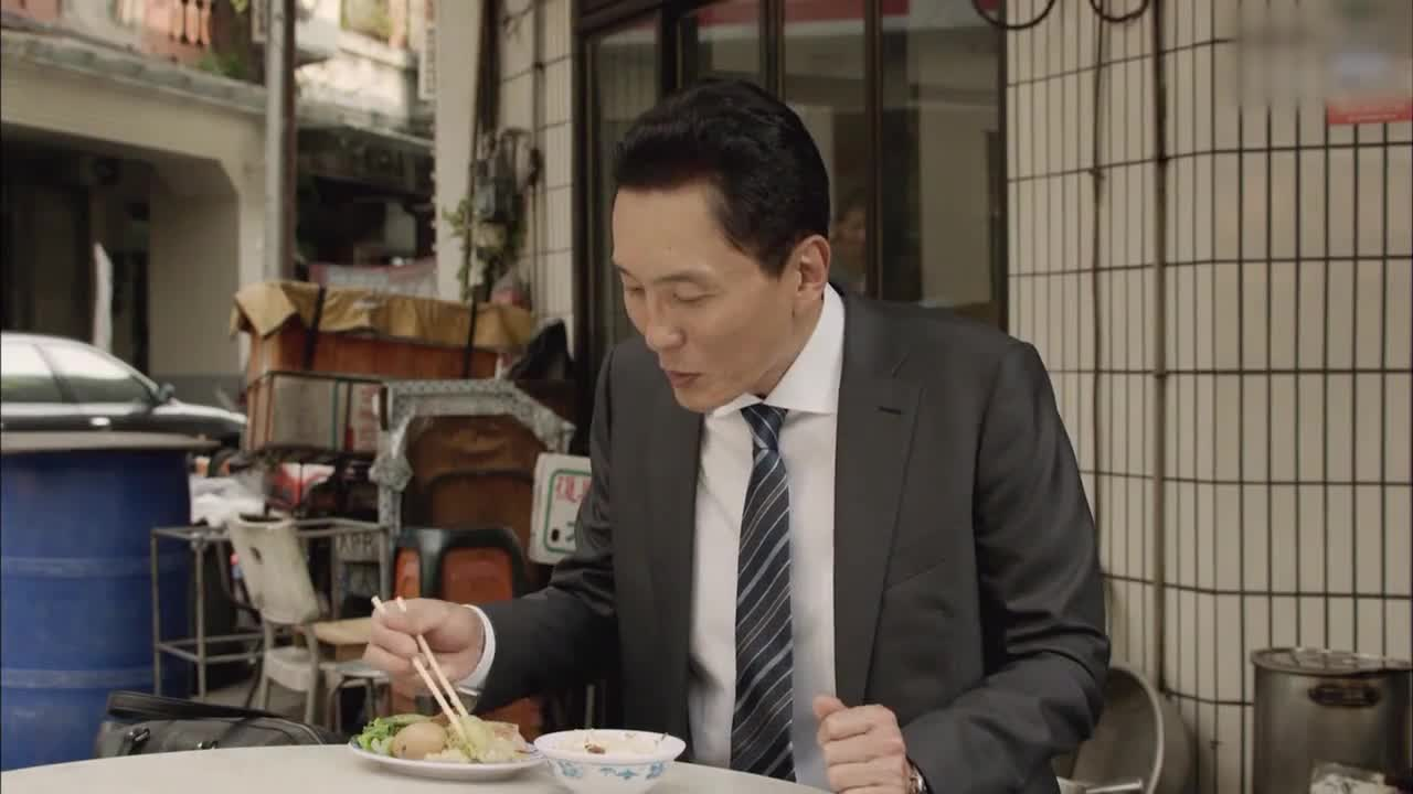 井之头五郎美食家,尝试小菜拼盘