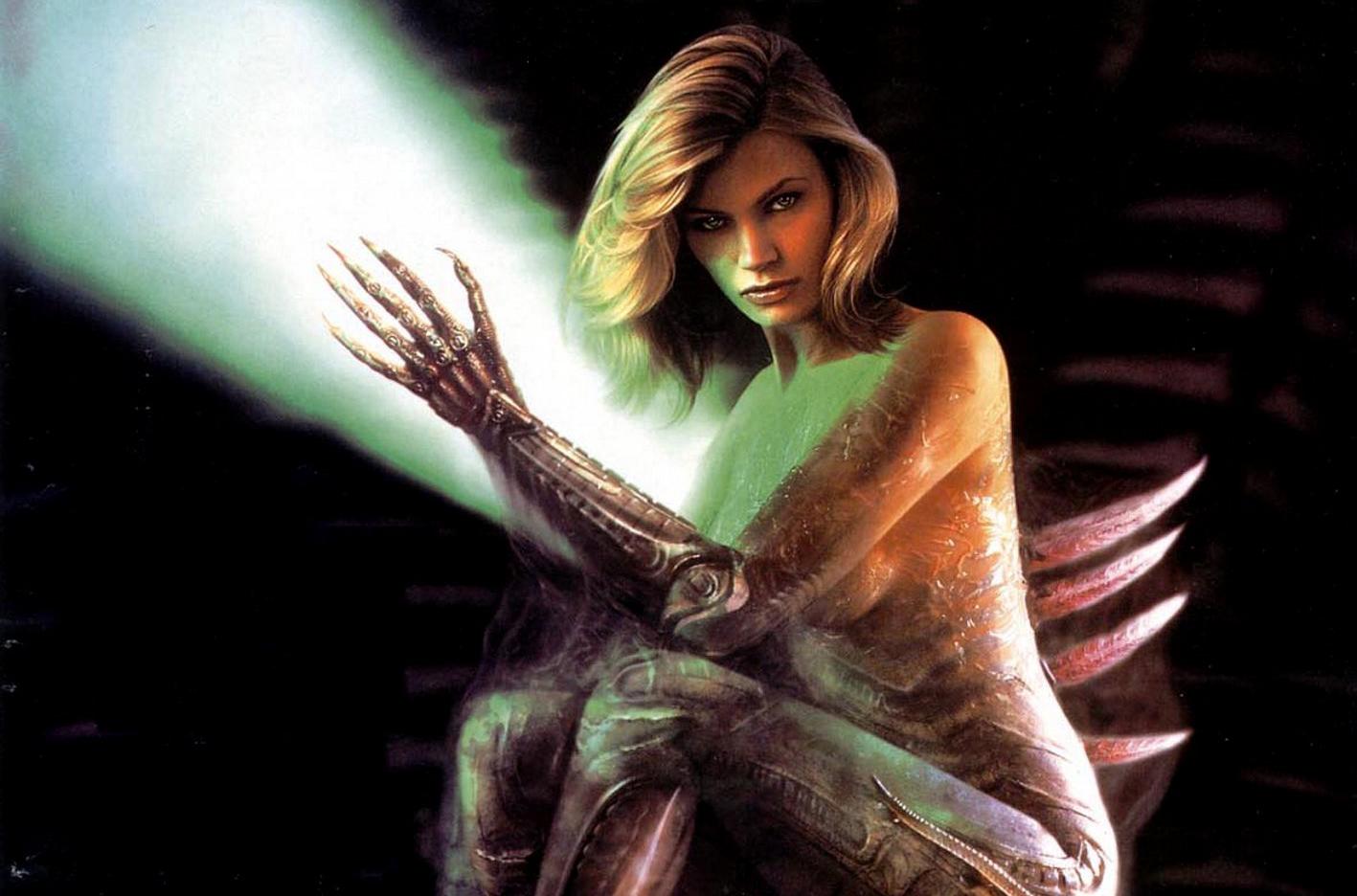 #经典影视#一部细思极恐的科幻片,科学家创造新物种,没想到酿成大祸!