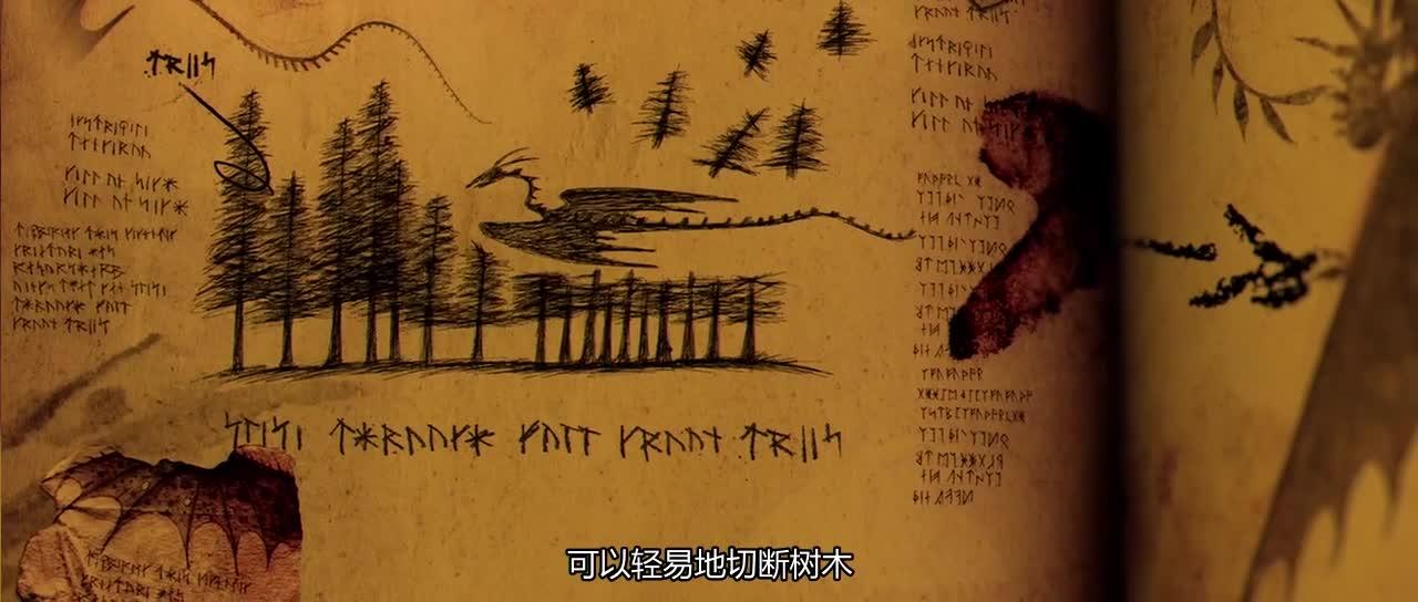男主翻看关于龙的书,什么龙都有就是没有夜煞,还说是最危险的
