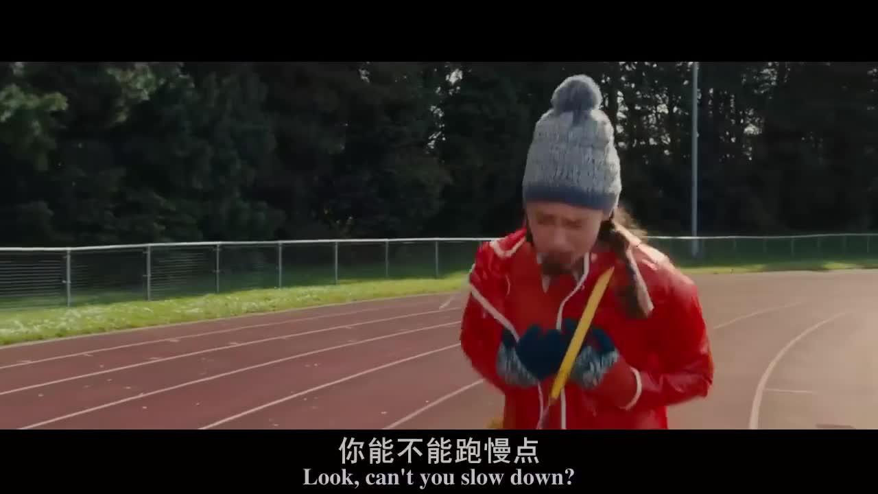 男友让女子跑步,女子却这么说,还做出这种事