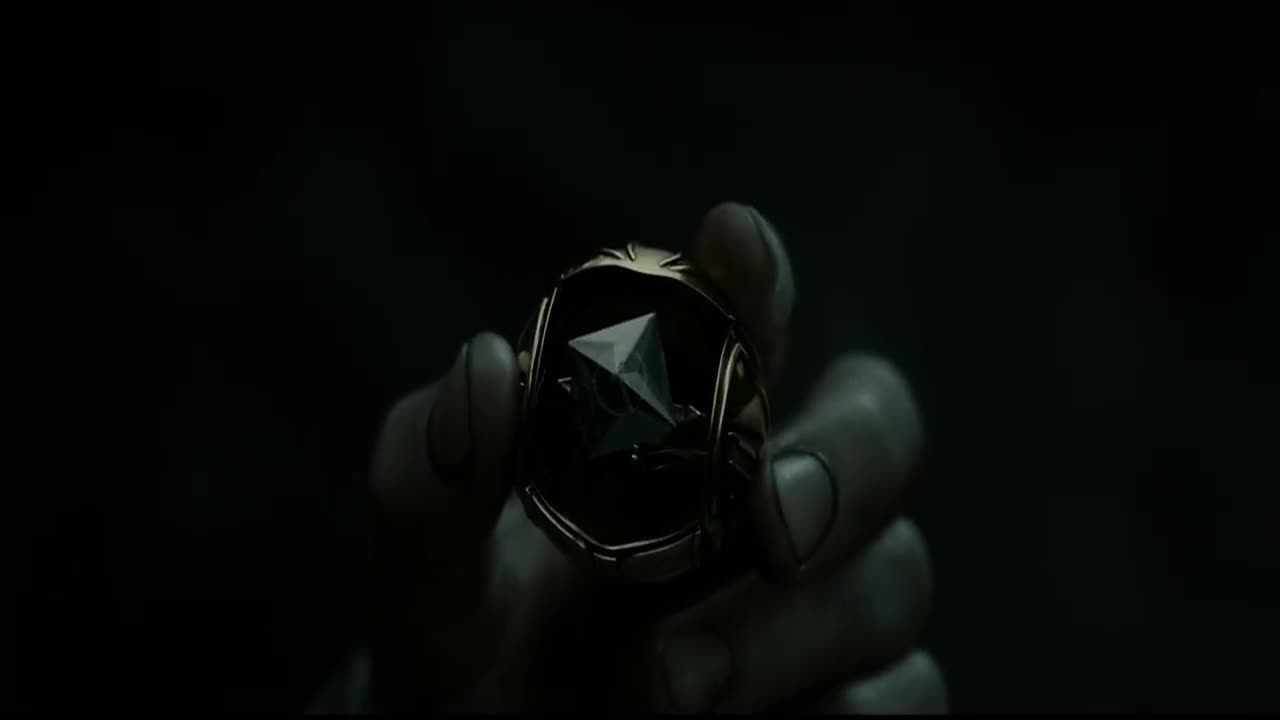 #精彩大片#哈利波特做好赴死准备,打开金色飞贼,却意外获得复活石!