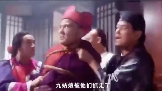 李连杰的动作片遇到陈百祥直接成了喜剧搞笑片