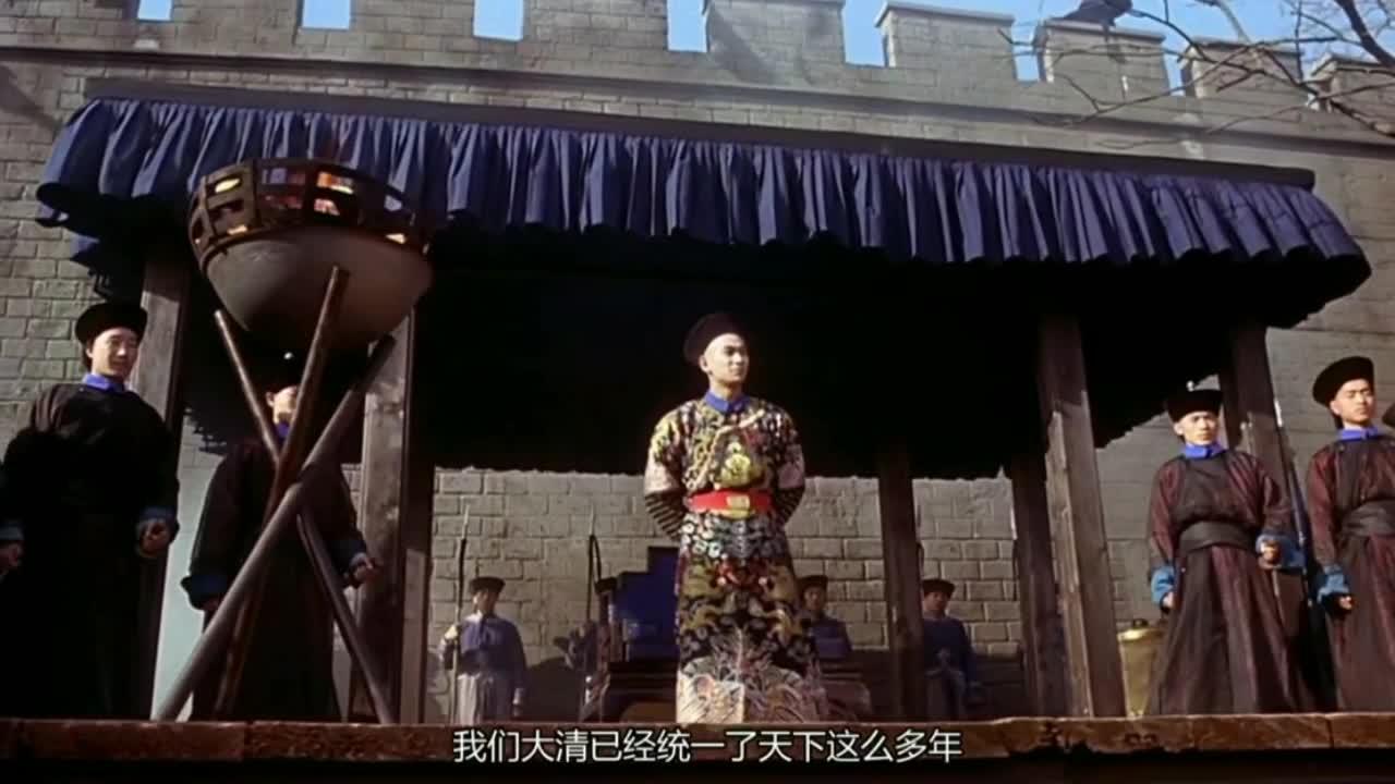 #电影#我认为此片是赵文卓演艺事业的巅峰之作,虽然演的是配角