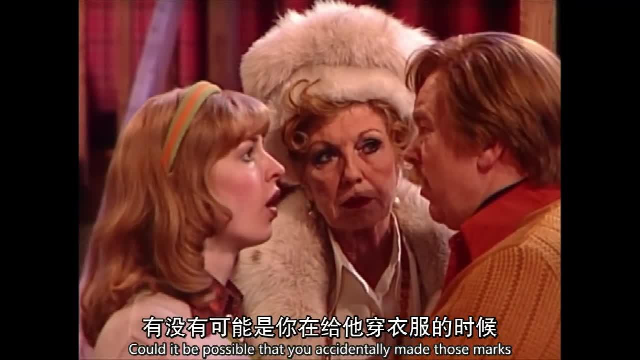婆婆对媳妇越来越不相信,坚持要提前结束渡假,宁愿独自离开