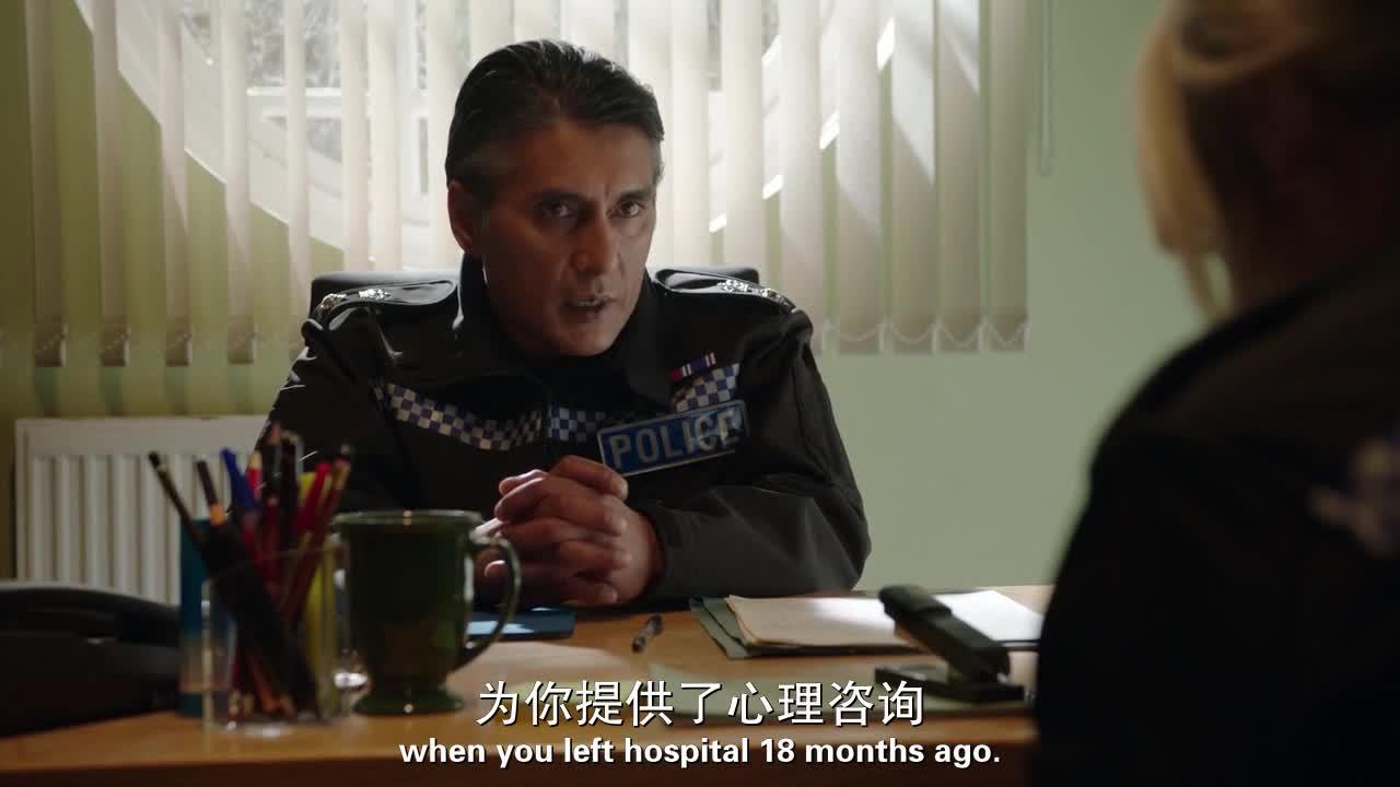 女警官去了不该去的地方,遭上司责骂,还被劝退