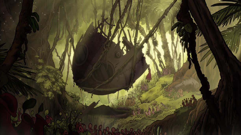 女孩进入仙境,有哪些奇妙的体验,都是好的吗