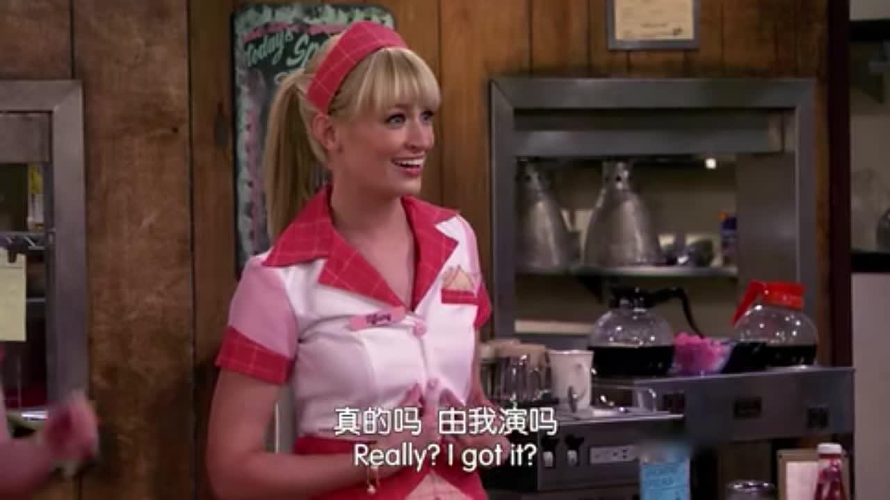 卡洛琳去演戏,结果道具人员装道具时,竟然直接把手伸进她的衣服