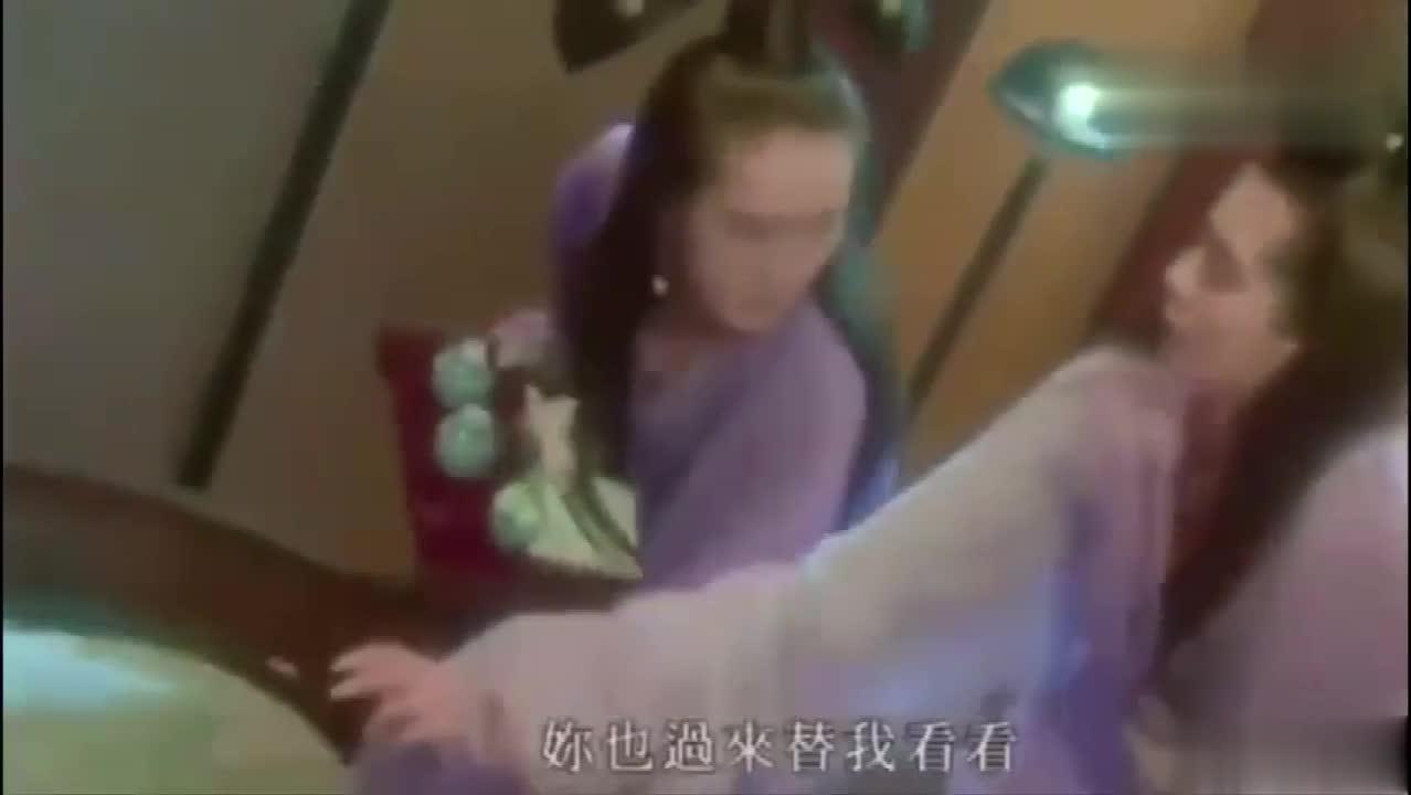 #经典看电影#《倩女幽魂》王祖贤为救张国荣,竟让他藏在自己的浴桶中!