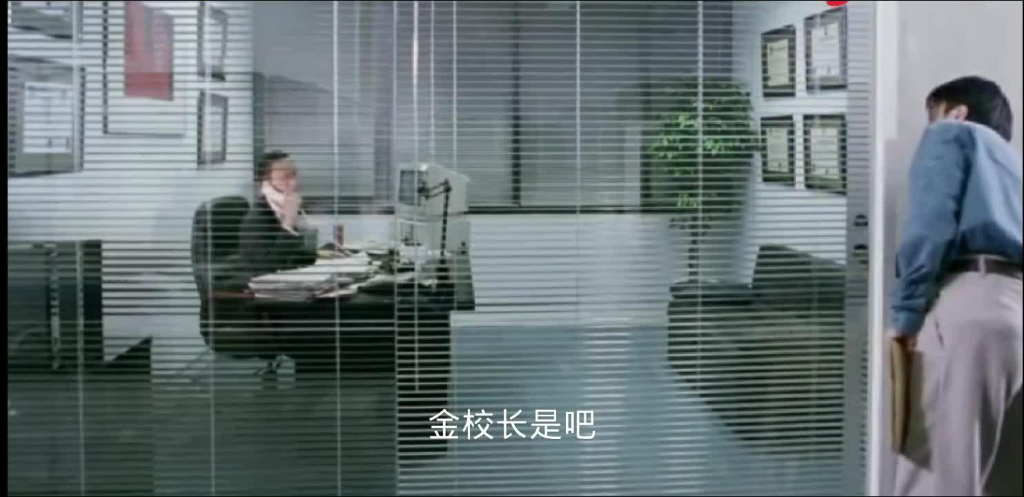 #爱看电影#二十年前周星驰与金校长的一段对话感觉说出了现在的状况