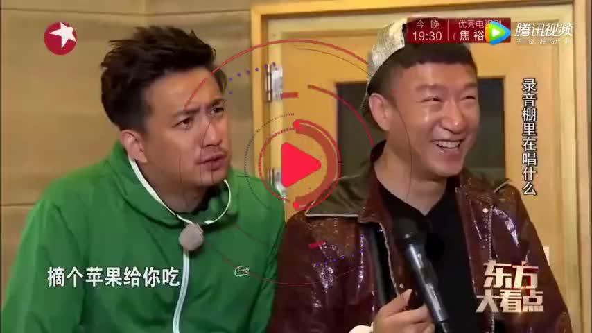 黄磊和孙红雷猜歌名,黄渤跳起大秧歌,张艺兴快被逼疯了