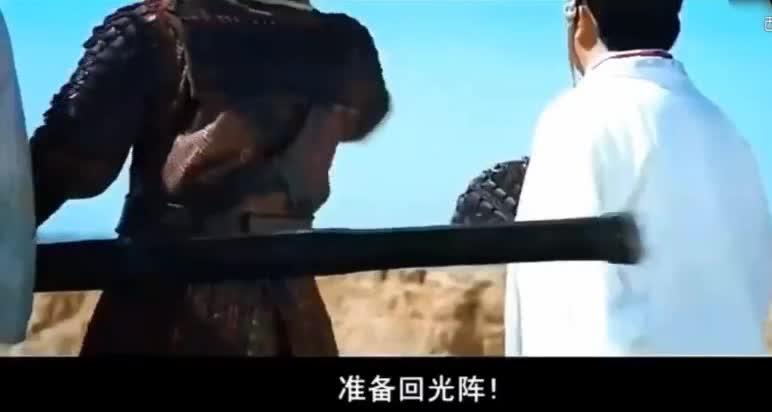 #经典看电影#诸葛亮和周瑜巧用美人计大败曹军,刘关张也太搞笑了