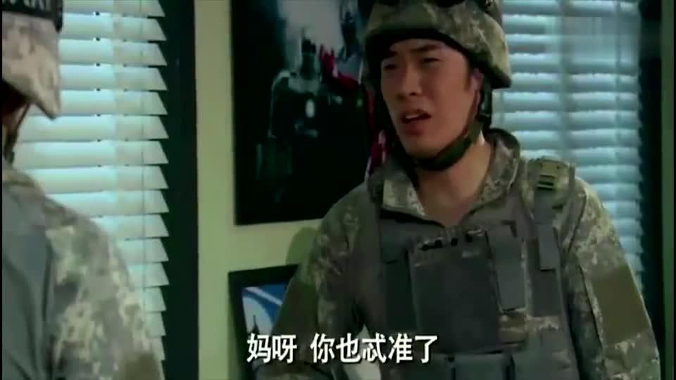 爱情公寓:曾小贤吃鸡还是厉害的,秒变狙击手拿起98k就是超神