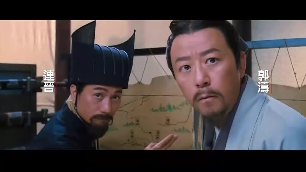 赵子龙把阿斗抱给郭德纲演的曹操,非常搞笑