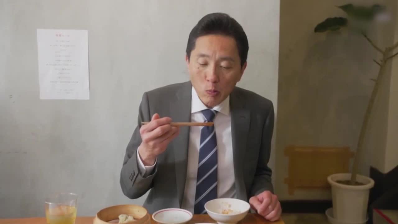 井之头五郎美食家,尝试鱼羊汤
