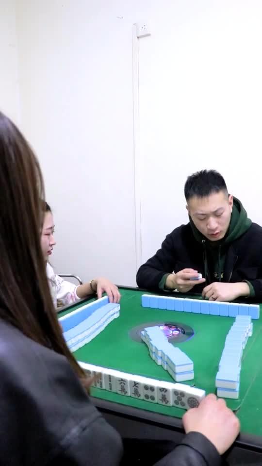 #搞笑趣事#我都说了我不会打麻将,非得叫我去!
