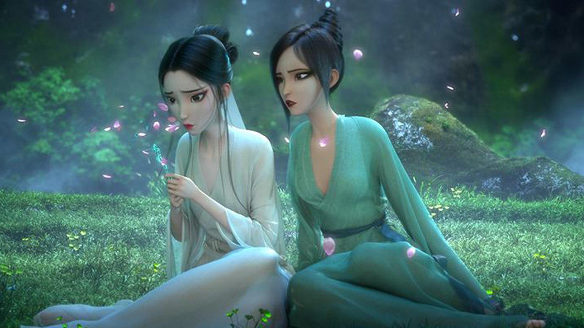 #电影新鲜事#《白蛇缘起》上映在即,白素贞许仙的前世纠葛实在太虐