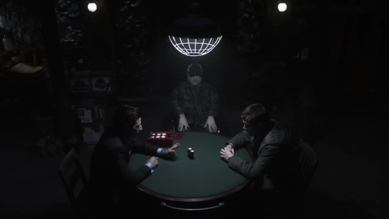 迪恩为了救回朋友,和男巫赌了50年的生命