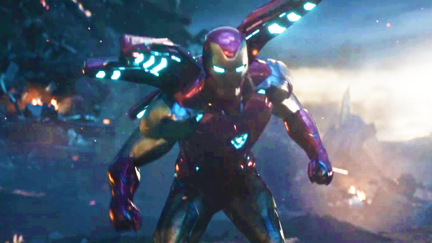 钢铁侠新形态!《复联4》新预告,回顾漫威所有电影