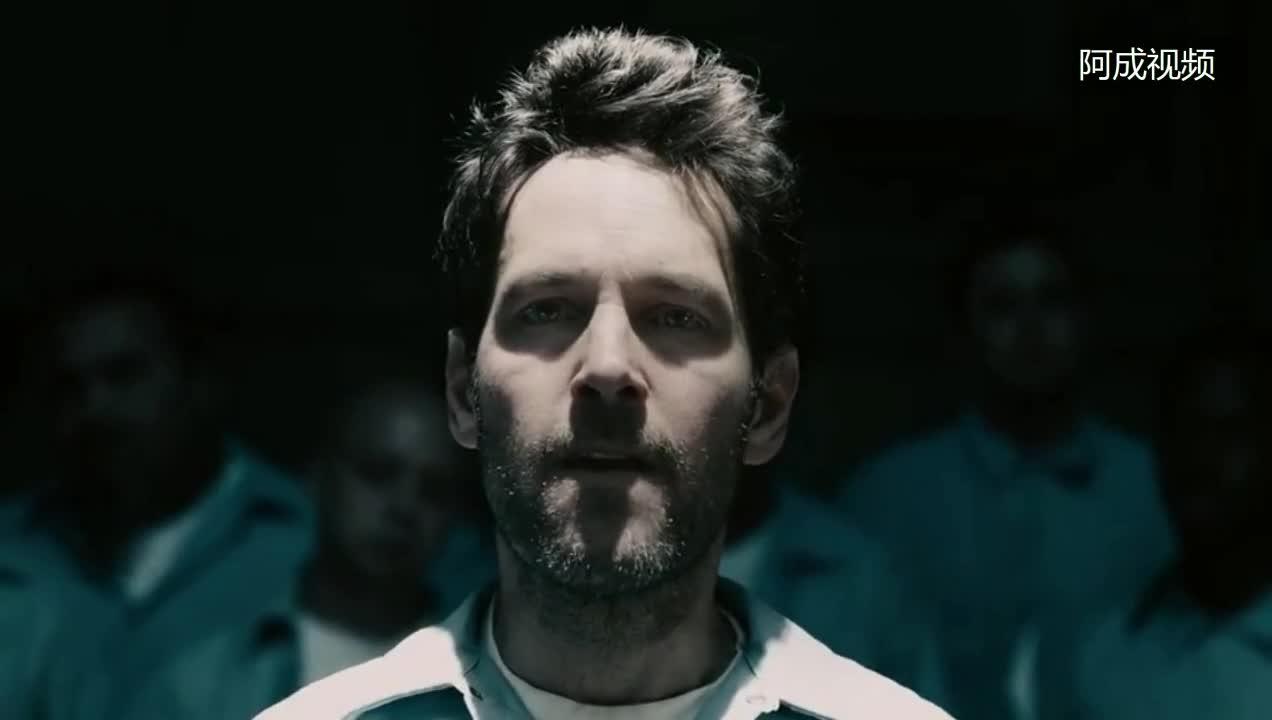 #漫威电影#黑人特别的欢迎仪式让蚁人非常不爽