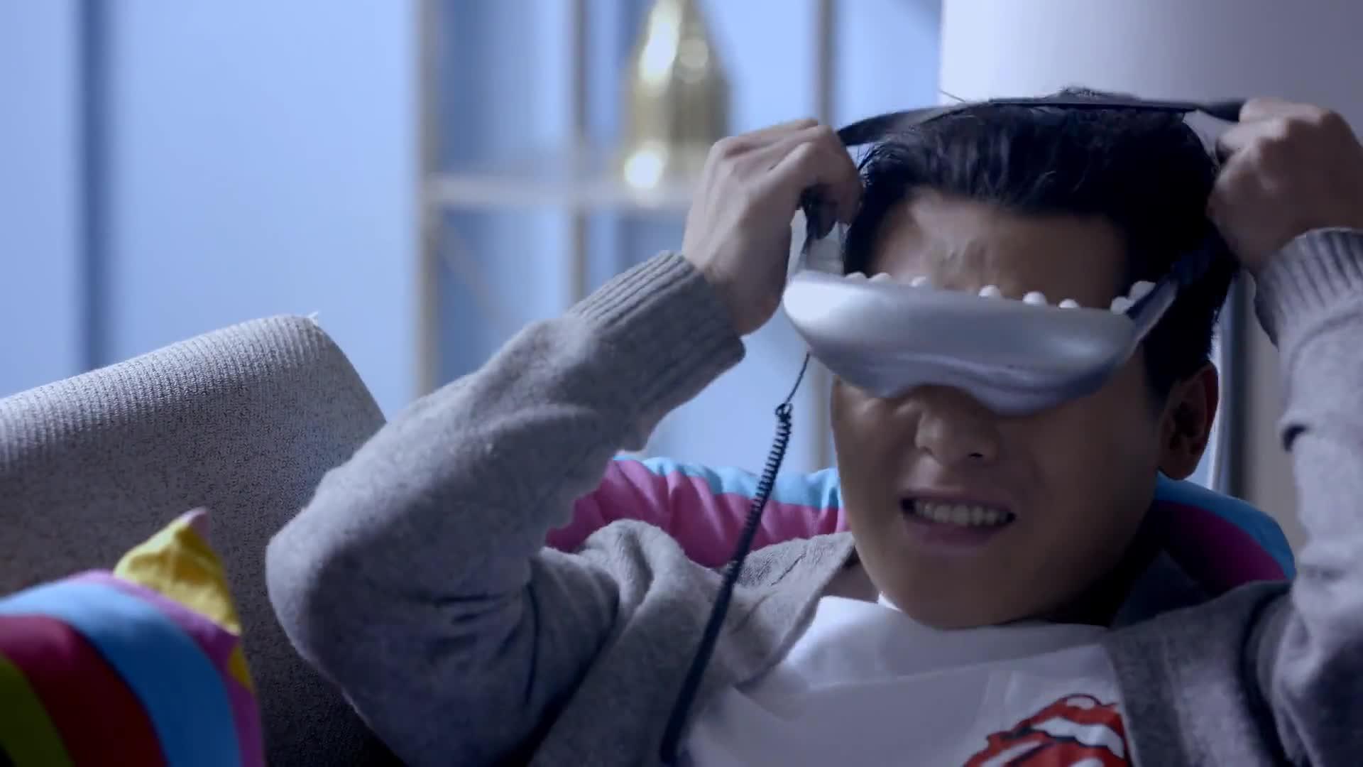 男子戴上眼罩,瞬间进入了别人的记忆里!这个人难道是偷窥狂?