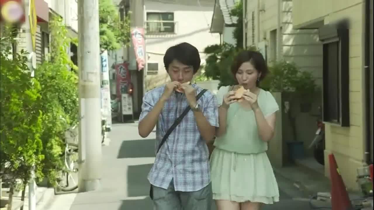 井之头五郎美食家,尝试章鱼煎饼