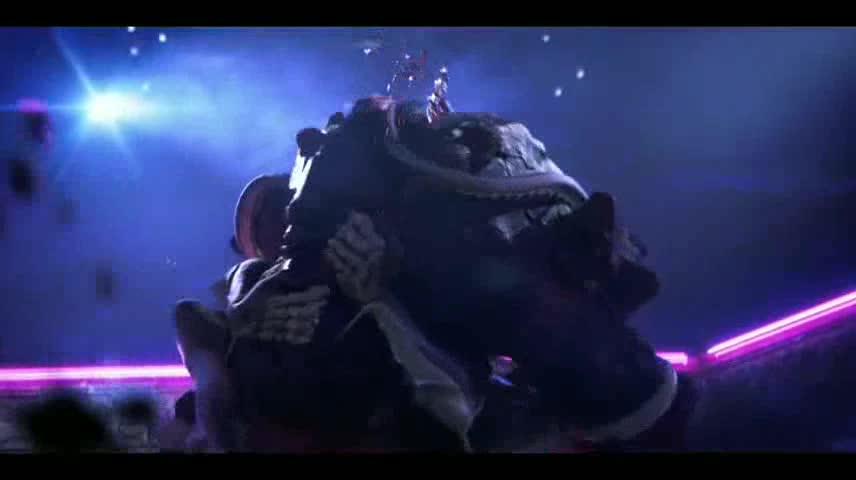 #电影迷的修养#爱,死亡与机器人☞被吹爆的网飞神剧精彩画面