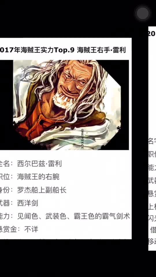 【海贼王战力排行】如果有第十一名,你认为该是谁?