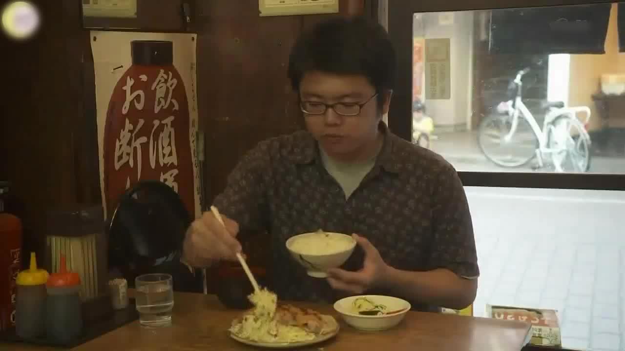 井之头五郎美食家,找到美食小店、