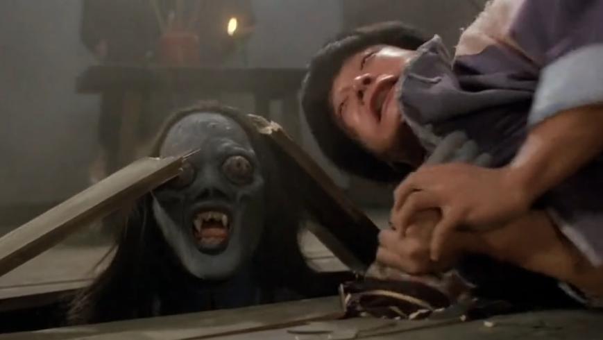 没想到僵尸会从地下出来,这一次真是九死一生了!
