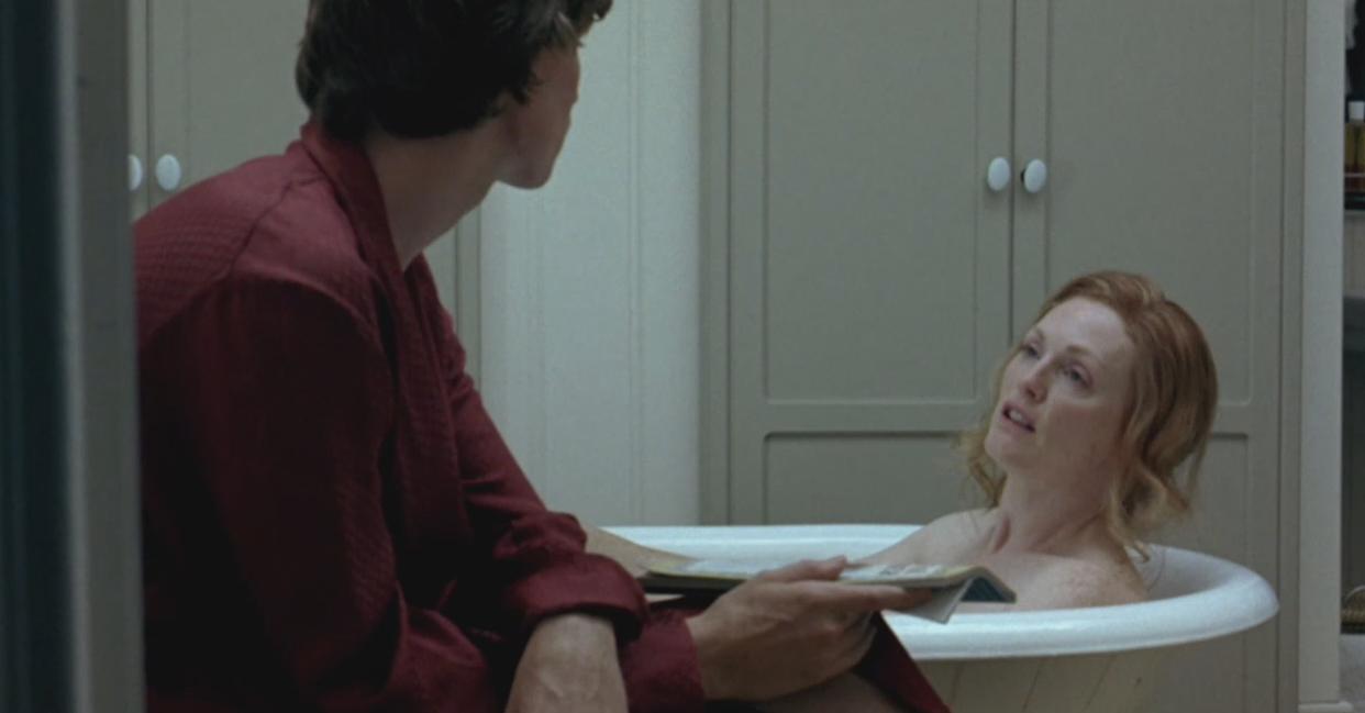 #经典看电影#母亲为了掰直儿子,亲身上阵,畸形的母爱