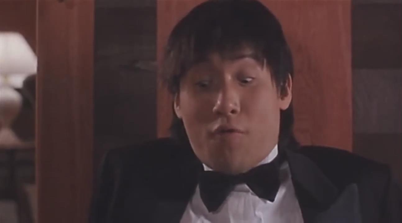 #李连杰#男子逃跑途中被人抓住命门,看着都疼,简直笑惨了