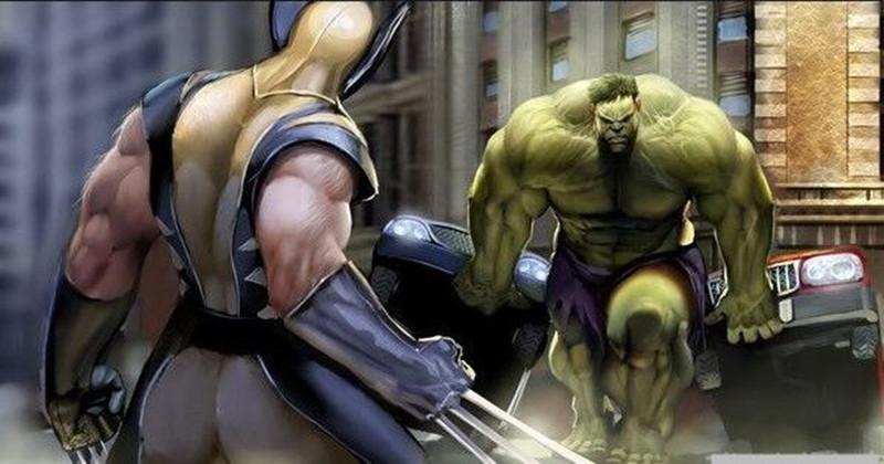 #经典看电影#当最强状态的复仇者联盟遇到一群酱油的X战警,结果如何?