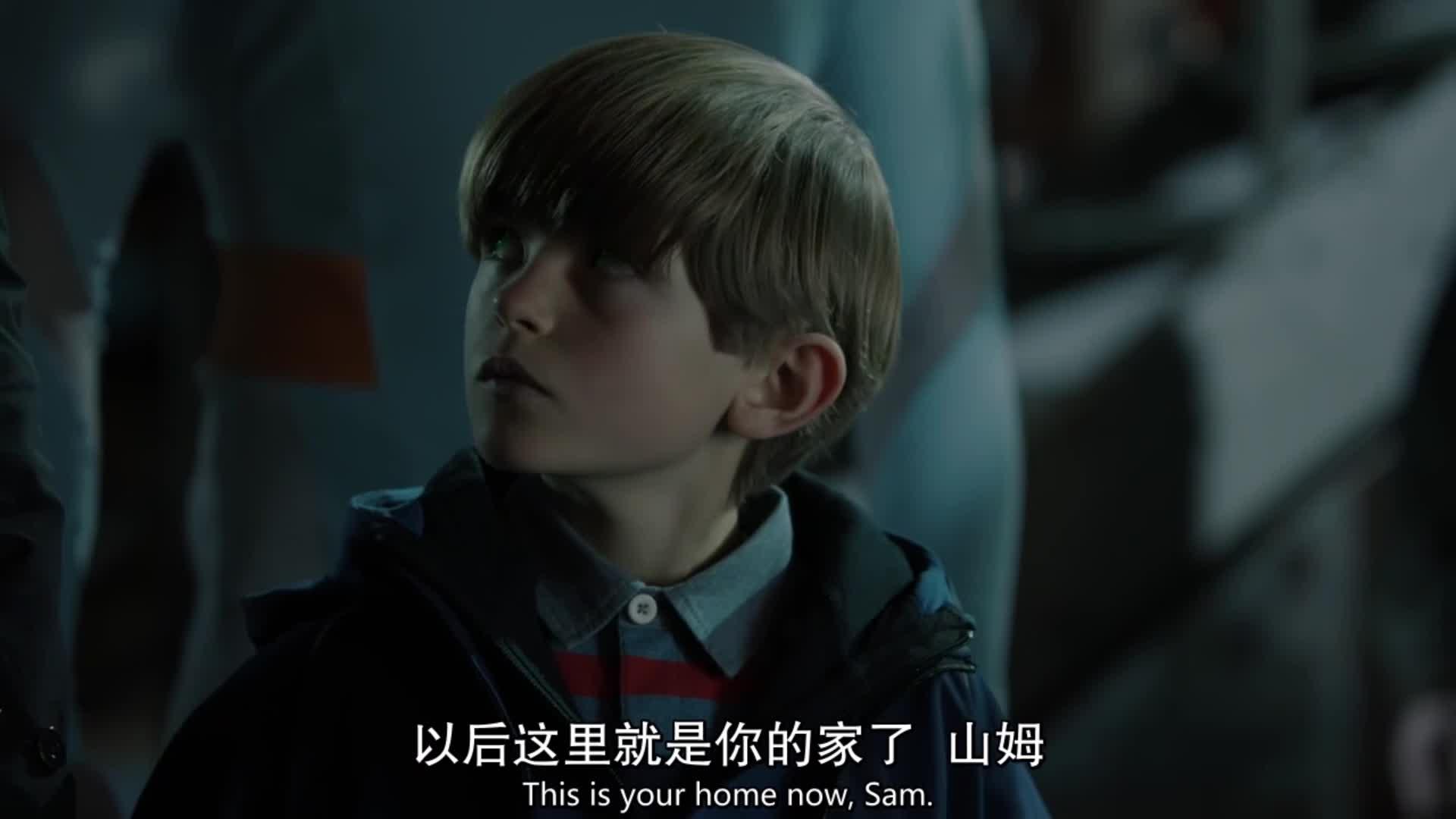 和人类相处感到困难,小男孩有了新家,他能开始新生活吗?