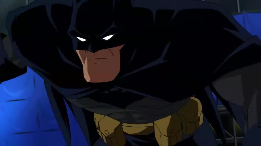 红面具真有套路,蝙蝠侠两个人都抓不到他,太厉害了