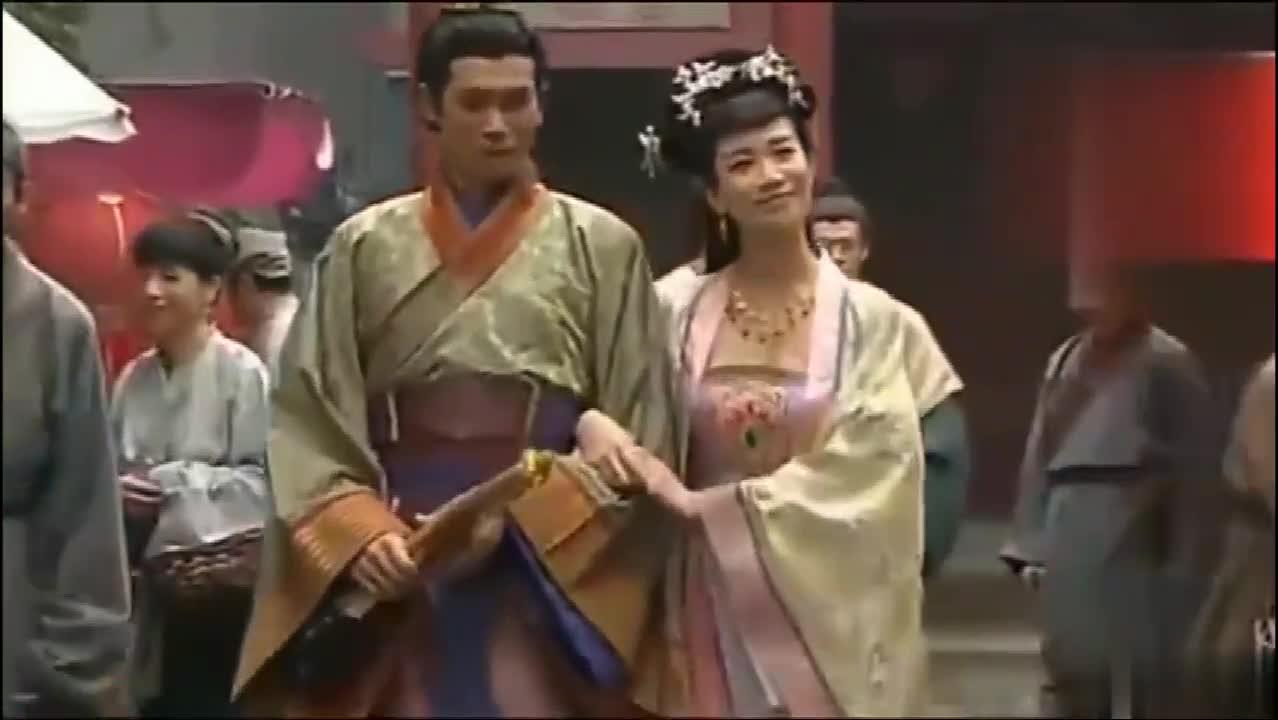 #经典看电影#佘诗曼的古装真好看,不愧是TVB当家花旦!